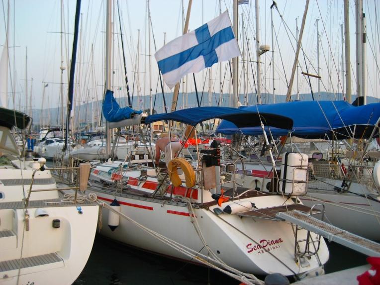 Kreikan saaristossa 2013
