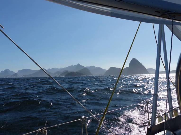 Rio de Janeiro mereltä